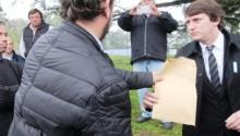 Alvear: reclamo de productores por Meridiano V