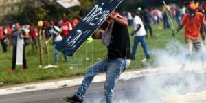 Crisis en Brasil: Temer sacó a las calles al Ejército