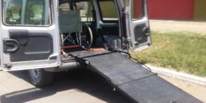 Toay: taxis para personas con discapacidad