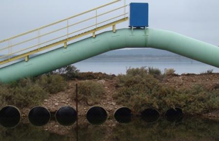 Ya ingresa agua del Acueducto del Colorado