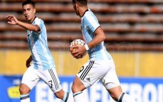 Sub 20: Argentina quedó al borde de la eliminación
