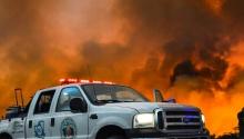 No quedan focos de incendios en La Pampa