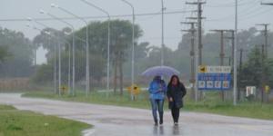 Los datos de lluvias en la provincia