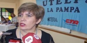 Asumió Lili López en el gremio docente Utelpa