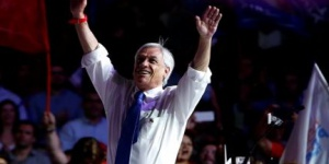 Piñera vuelve a la presidencia de Chile