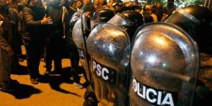 Santa Cruz: heridos en la casa de la gobernadora