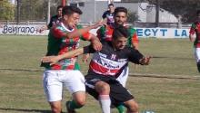 Belgrano y Agropecuario repartieron puntos