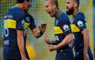 Boca goleó a Quilmes en La Bombonera