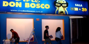 Fin: el Cine Don Bosco cerró sus puertas