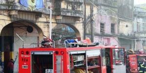 Cuatro muertos en un incendio en La Boca