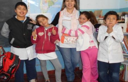 El despojo de una escuela en Colonia Emilio Mitre