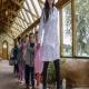 En un pueblo de Uruguay ya funciona la primera escuela pública autosustentable