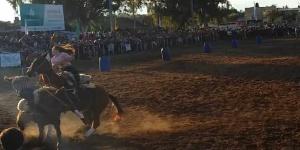 """Expo Caballo: el """"choque"""" entre dos competidoras"""