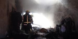 Sigue colecta para docente que perdió todo en incendio