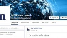 Cerró el sitio de noticias InfoNews del Grupo 23