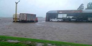 Inundaciones: Macri dice que hay que invertir