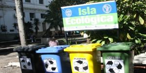 Instalarán isla ecológica al sur de Santa Rosa