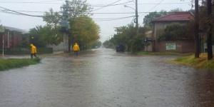 """Lluvia en Santa Rosa: """"la situación es crítica"""", dijo Altolaguirre"""