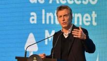 El presidente Macri defendió a su amigo Arribas