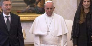 El papa le mandó una breve carta a Macri