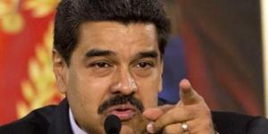 """Maduro: """"Macri es un ladrón y un bandido"""""""