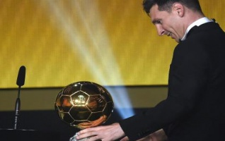 Messi, otra vez nominado al Balón de Oro