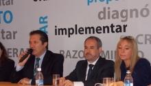 Drogas: Roberto Moro fue a la Legislatura