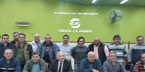 Formaron el Movimiento Sindical Pampeano
