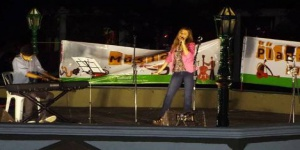 Tercera noche del ciclo Música en la Plaza