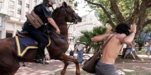Represión de 2001: Mathov y Santos a la cárcel