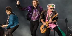 Los Rolling Stones ya están en Argentina