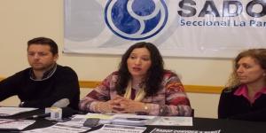 Sadop anunció paro de docentes privados