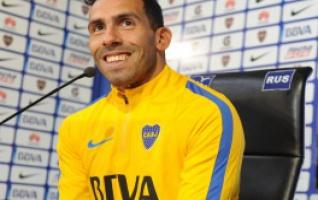 """""""Tengo tres años de contrato y mi idea es retirarme en Boca"""""""
