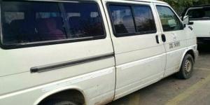Pico: retuvieron vehículos de transporte escolar