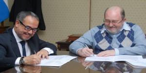 Narcotráfico: Verna firmó con el Sedronar un convenio