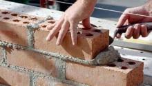 La Pampa: creció el empleo en la construcción