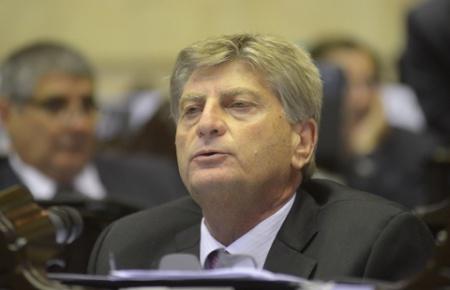 Ziliotto contra los 25 mil millones para Vidal